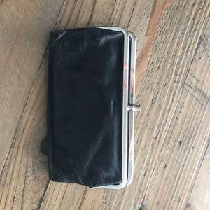 HOBO Patten Leather Clutch